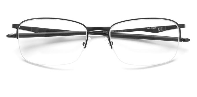 product image of Oakley Wingfold 0.5 Satin Black