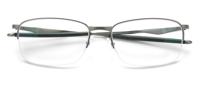 product image of Oakley Wingfold 0.5 Satin Brushed Chrome