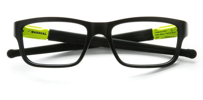 product image of Oakley Marshal Satin Black Burn