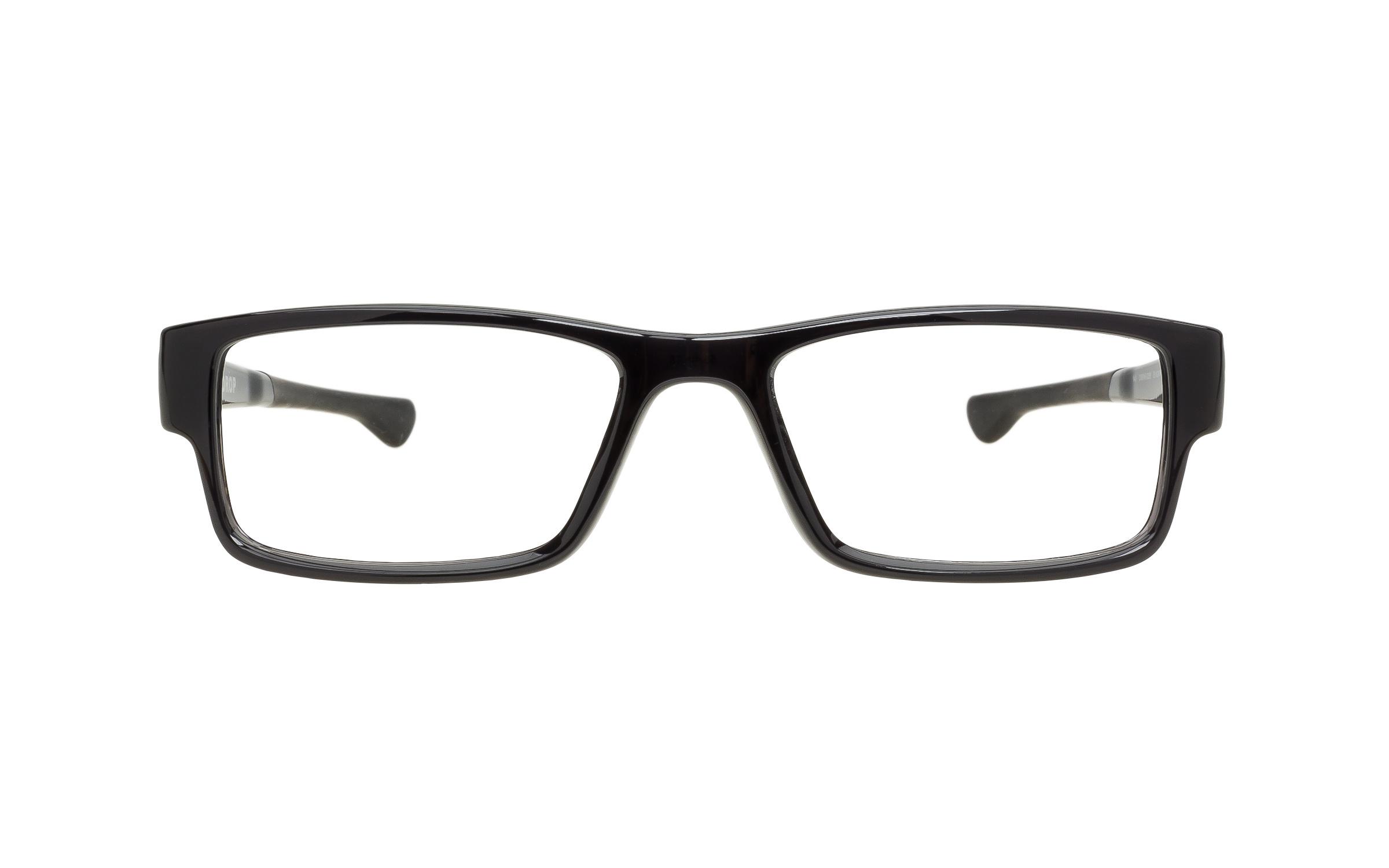 Oakley Airdrop OX8046 02 Eyeglasses and Frame in Ink Black - Online Coastal