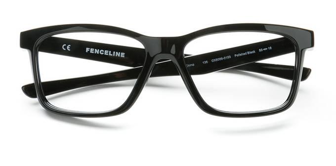 product image of Oakley Fenceline Polished Black