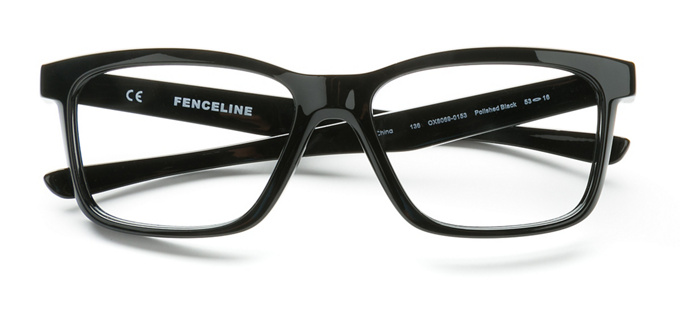 product image of Oakley Fenceline Polished Black