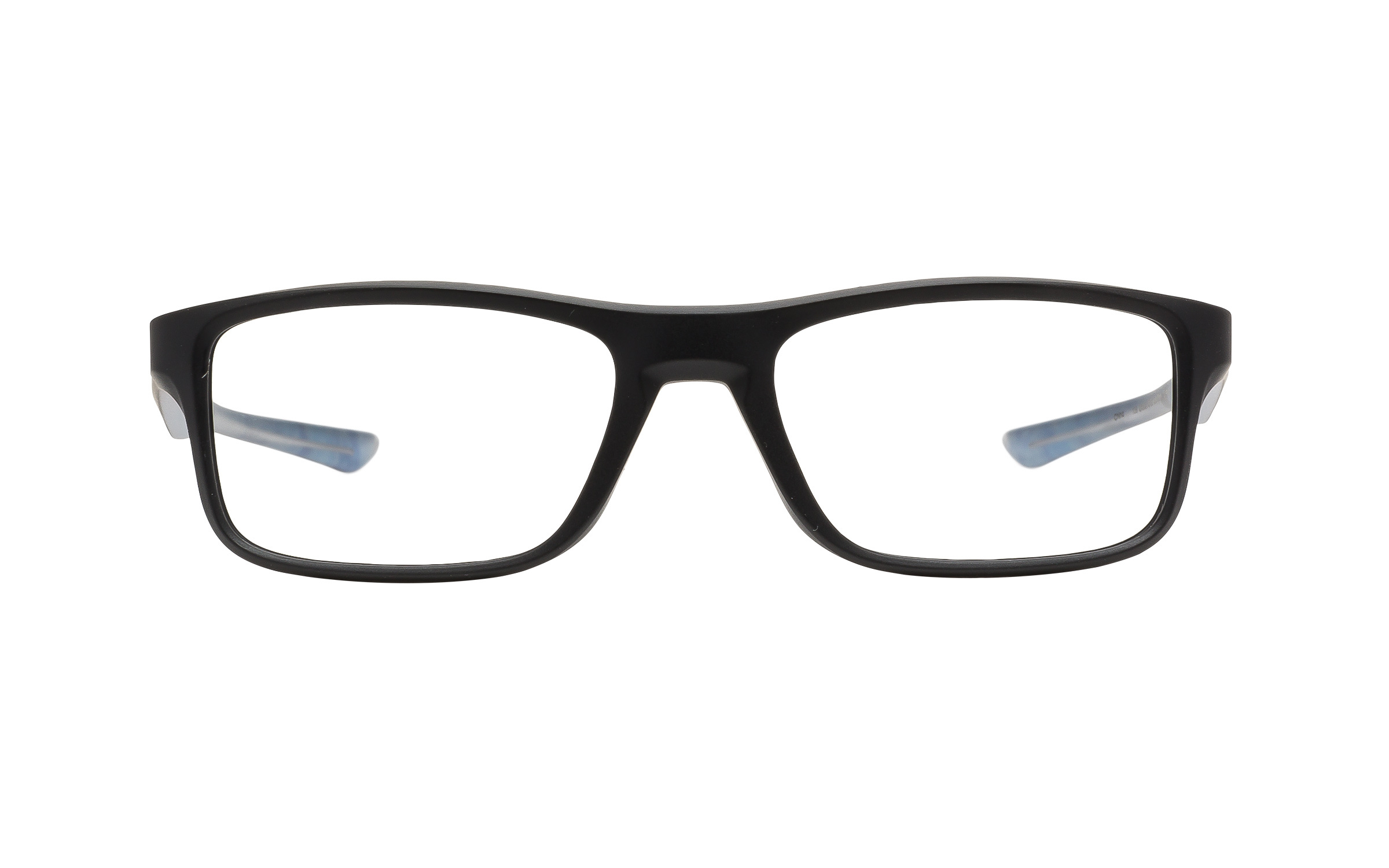 Oakley Plank 2.0 OX8081 01 Eyeglasses and Frame in Satin Black | Acetate - Online Coastal
