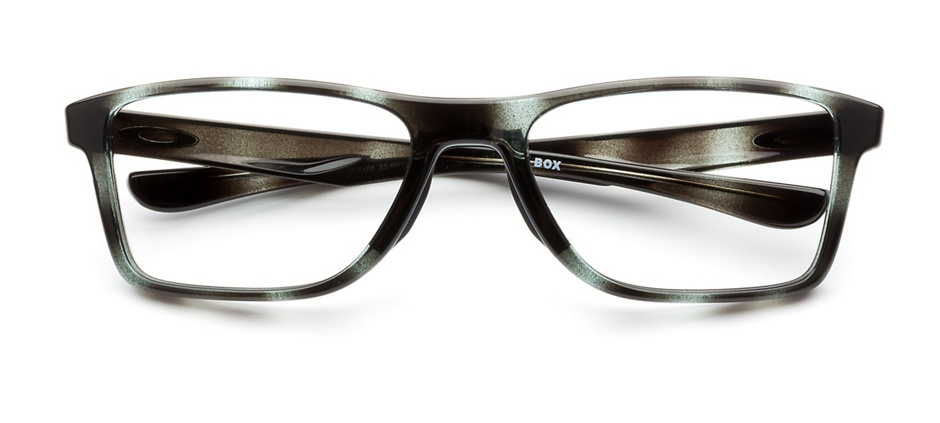 product image of Oakley Fin Box Polished Grey Tortoise