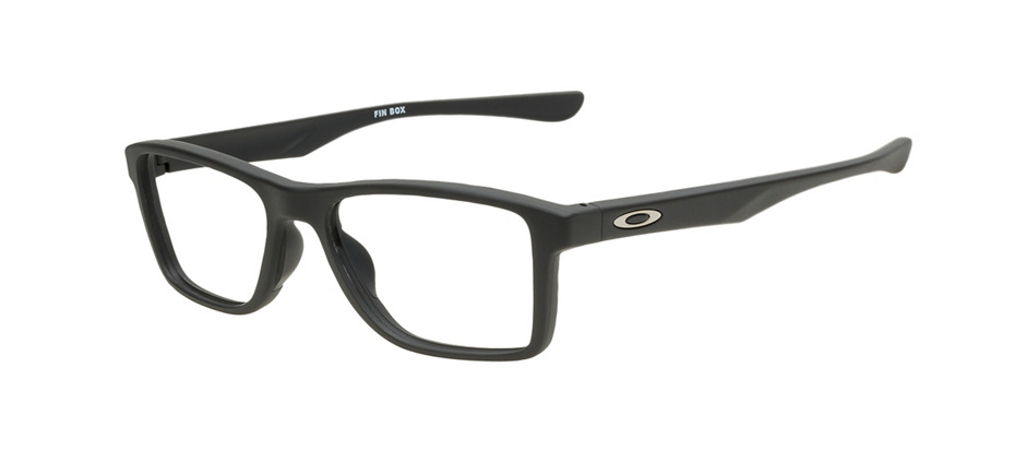 product image of Oakley Fin Box Satin Black