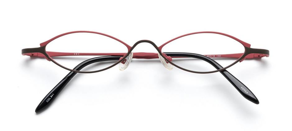 product image of OGI 2183-46 Dark Olive Red