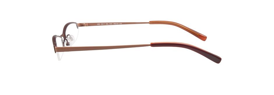 product image of OGI Titanium 5017-49 Maroon Caramel