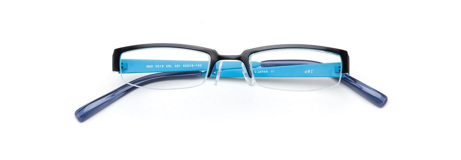 product image of OGI Titanium 5019-45 Black Blue