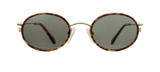 product image of Perry Ellis PE1011-51 Satin Gold Demi