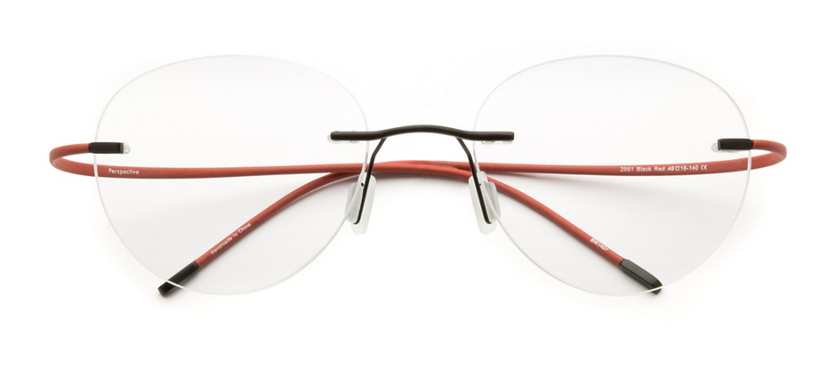 product image of Perspective 2051 Black Red