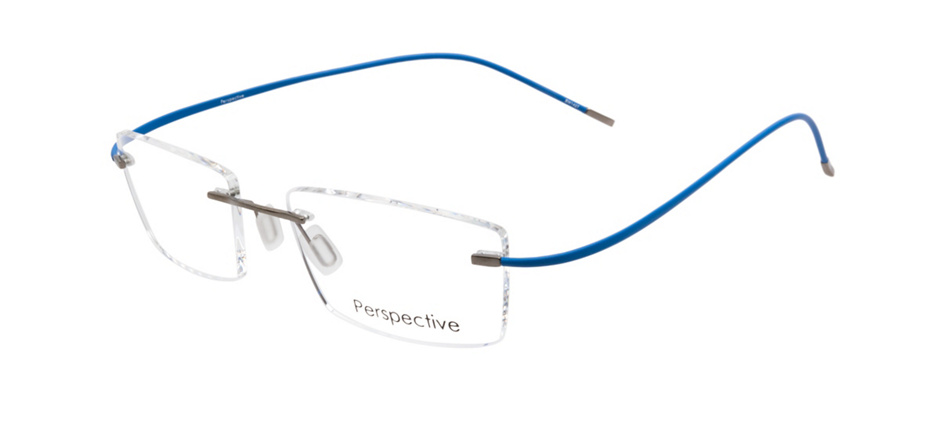 product image of Perspective 2056 Bleu/gris acier