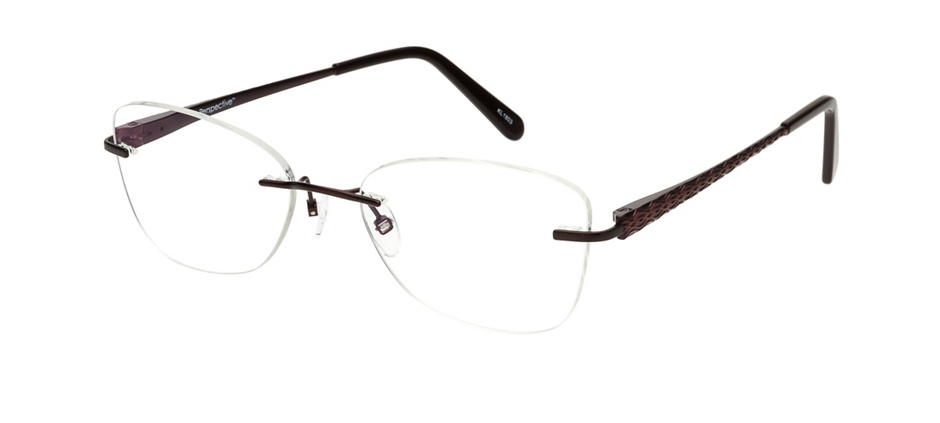 product image of Perspective Ellipse-53 Brown