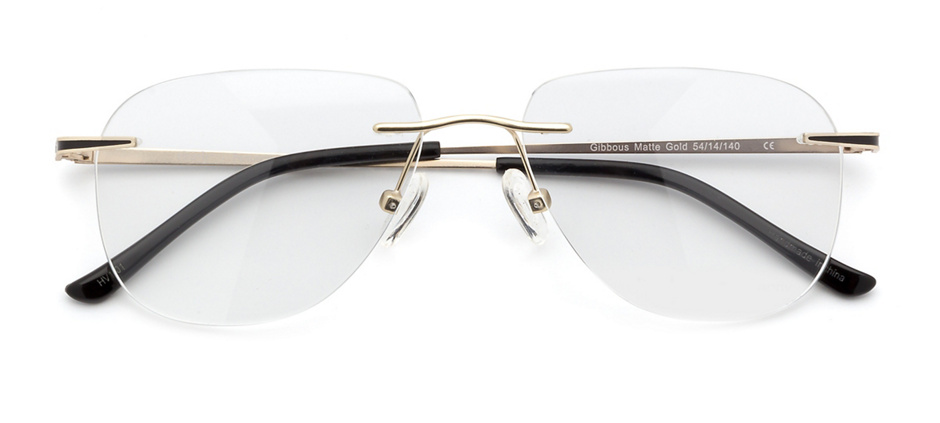 product image of Perspective Gibbous-54 Matte Gold