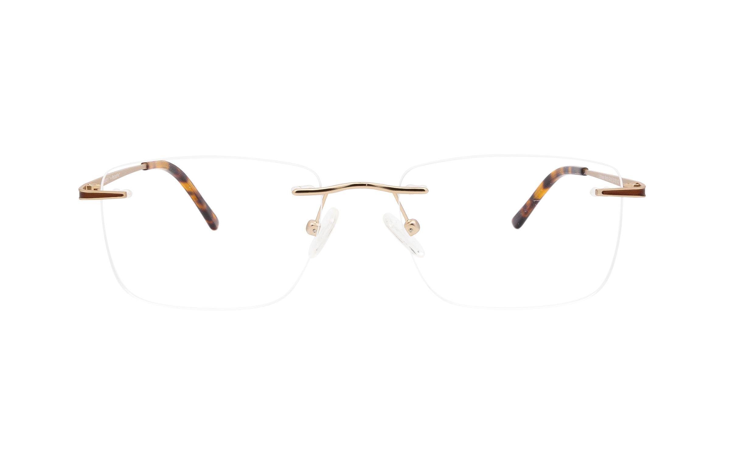 http://www.coastal.com/ - Perspective Lightyear PER016 C04 (54) Eyeglasses and Frame in Matte Gold | Metal – Online Coastal