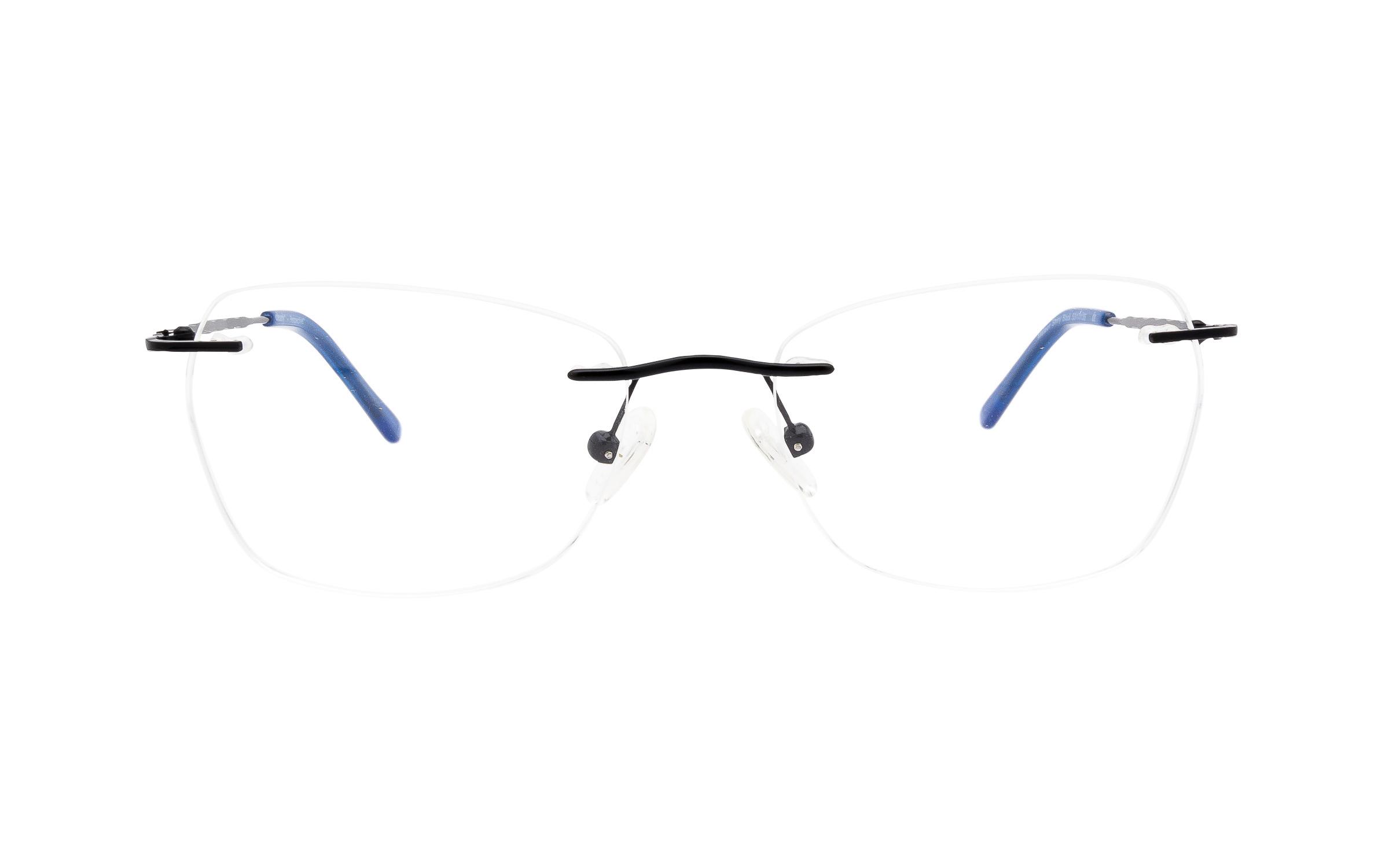 http://www.coastal.com/ - Perspective Meteor PER017 C02 (53) Eyeglasses and Frame in Shiny Black | Acetate/Metal – Online Coastal