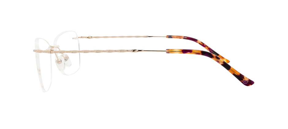 product image of Perspective Meteor-53 Shiny Gold