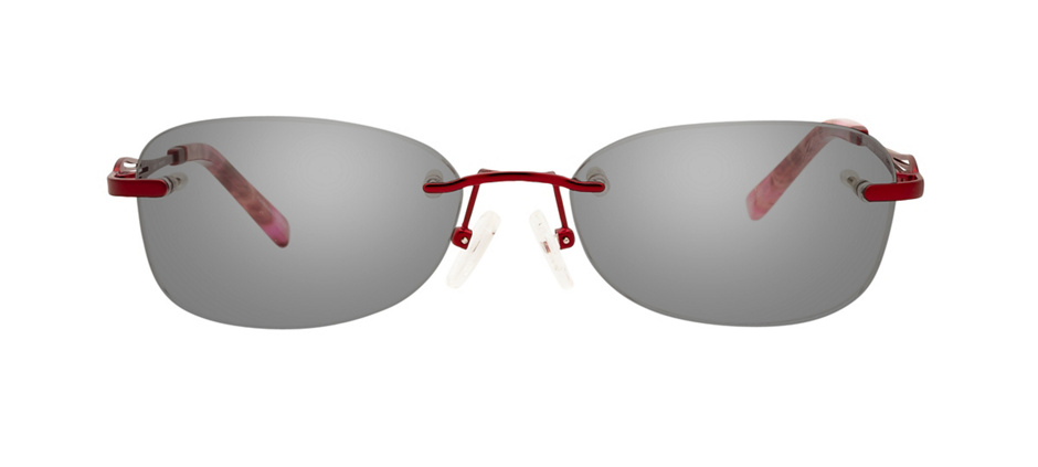 product image of Perspective Moon-53 Matte Red