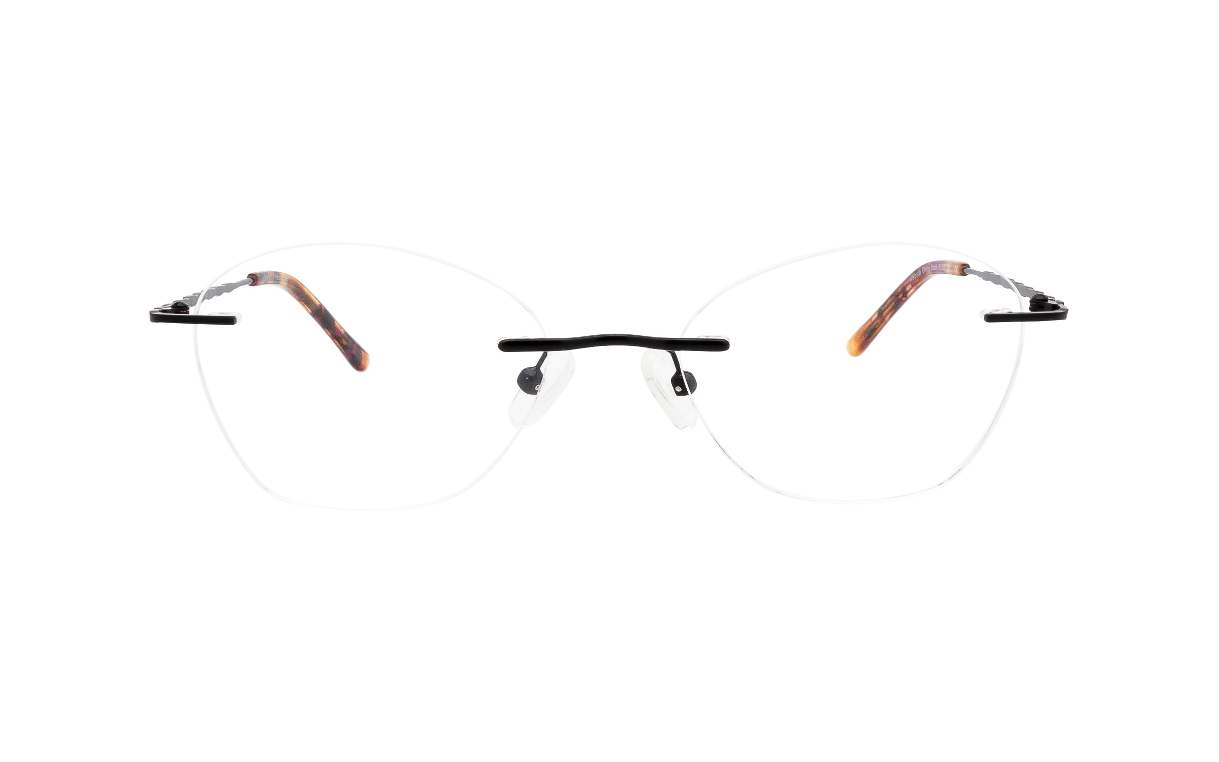 http://www.coastal.com/ - Perspective Nebula PER018 C02 (50) Eyeglasses and Frame in Shiny Black | Acetate/Metal – Online Coastal