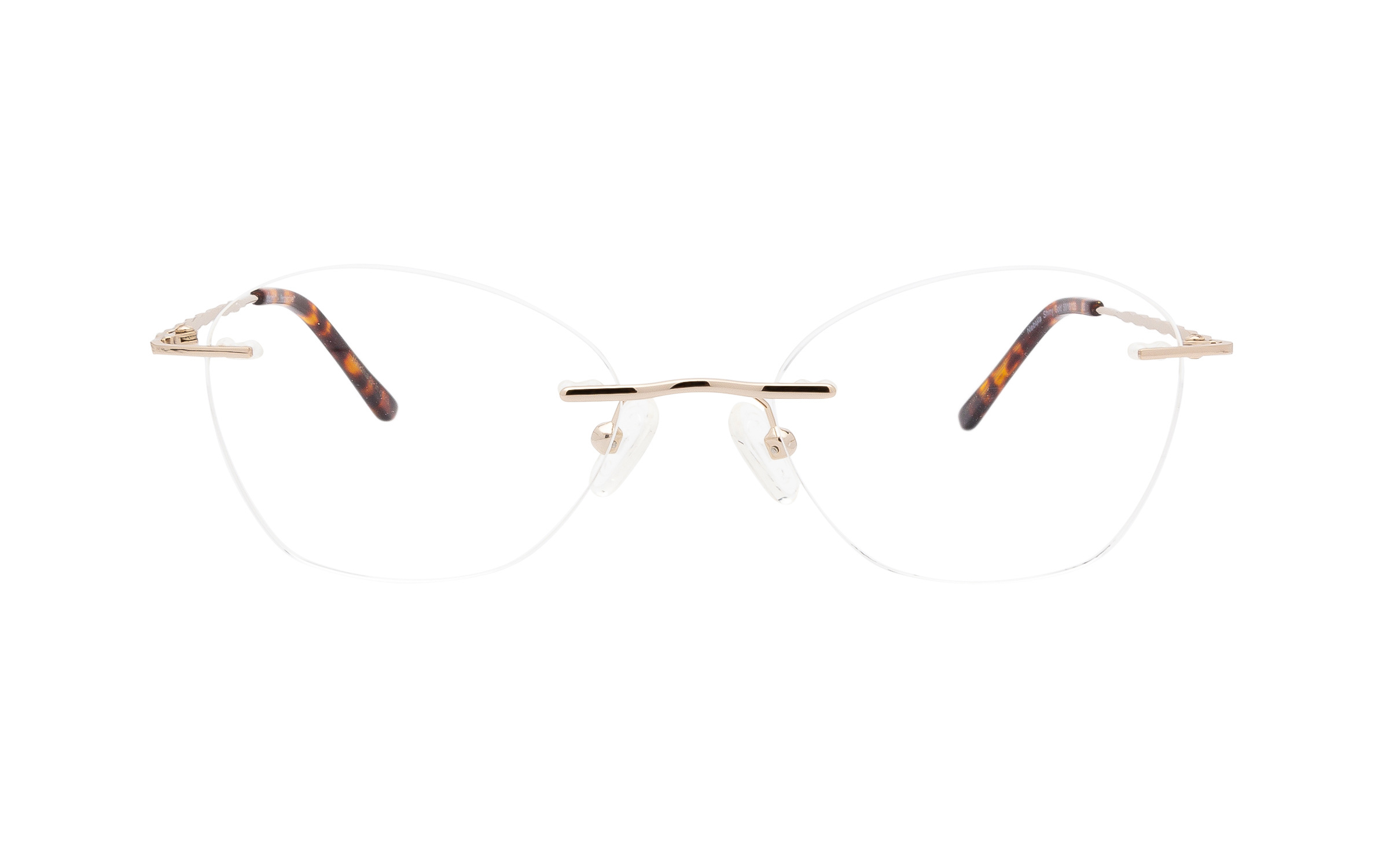 http://www.coastal.com/ - Perspective Nebula PER018 C01 (50) Eyeglasses and Frame in Shiny Gold | Acetate/Metal – Online Coastal