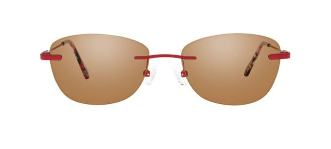 product image of Perspective Waft-53 Red