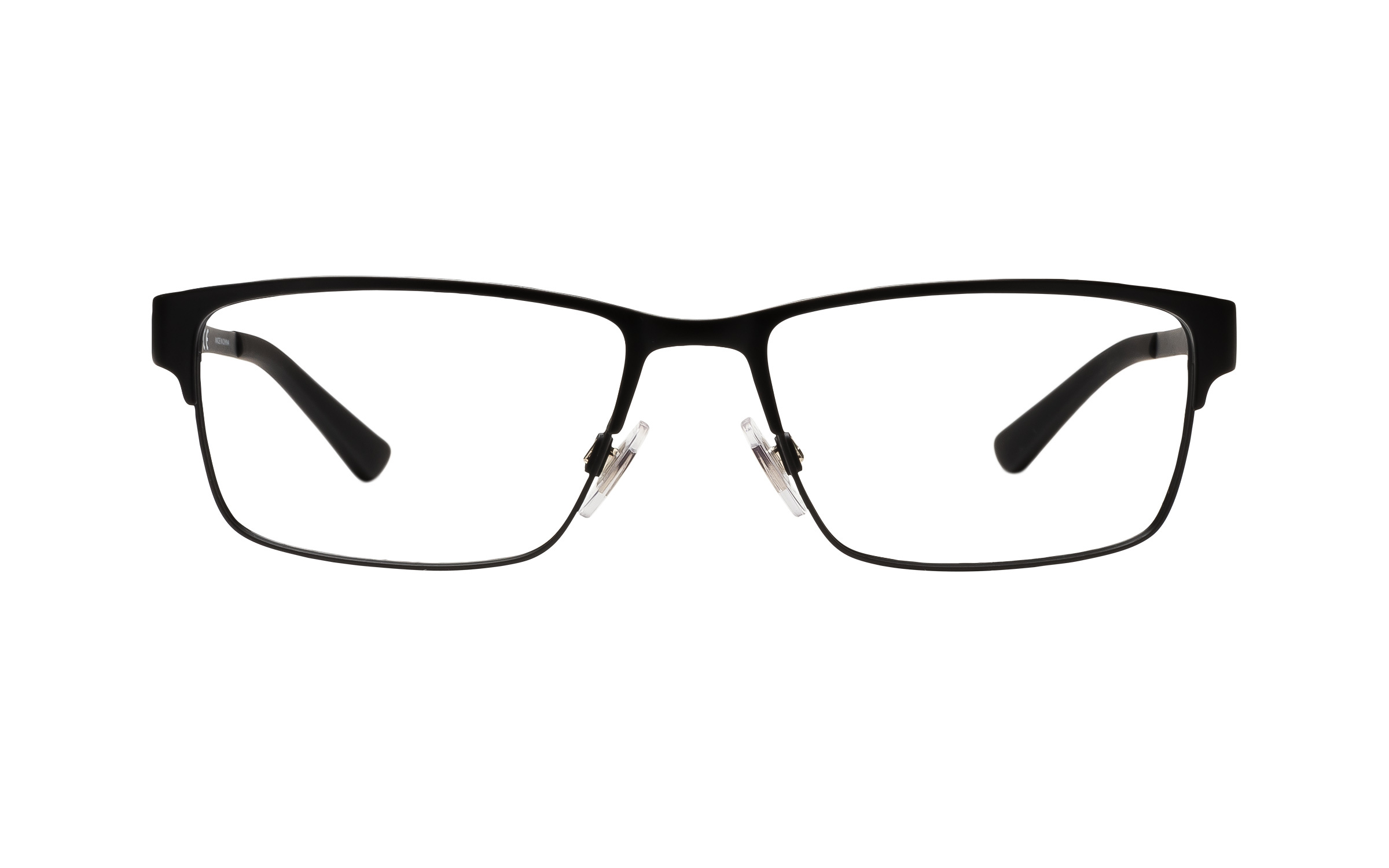 Luxottica Polo Ralph Lauren PH1147 9038 (54) Eyeglasses and Frame in Matte Black | Acetate/Plastic/Metal - Online Coastal