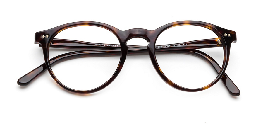 product image of Polo Ralph Lauren PH2083-48 Shiny Dark Havana