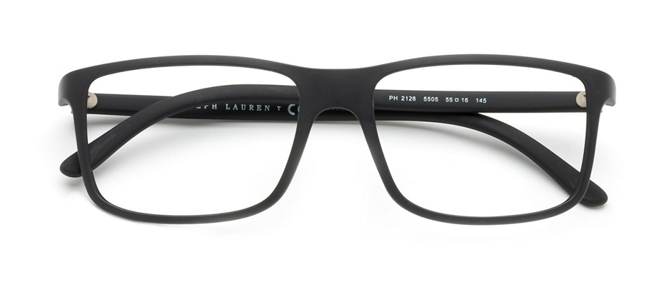 product image of Polo Ralph Lauren PH2126-55 Matte Black