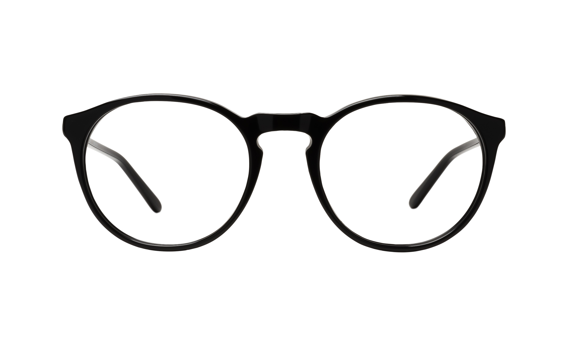 Luxottica Polo Ralph Lauren PH2180 5001 (52) Eyeglasses and Frame in Black - Online Coastal