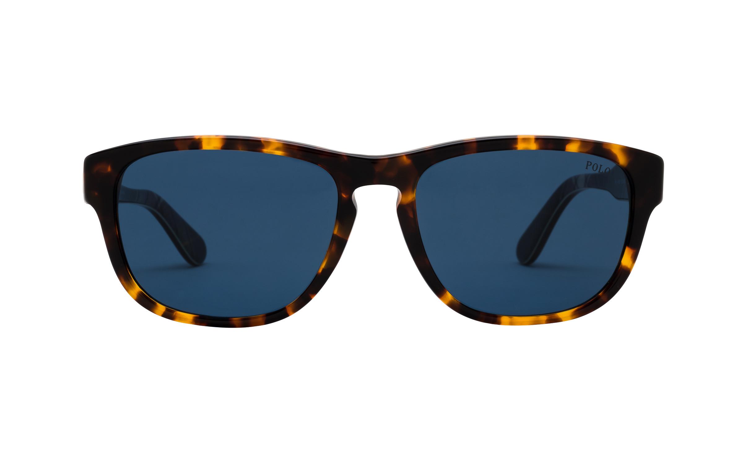 Luxottica Polo Ralph Lauren PH4158 513480 55 Sunglasses in Antique Tortoise | Acetate - Online Coastal
