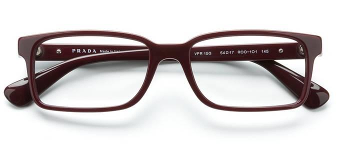 product image of Prada VPR15Q Bordeaux