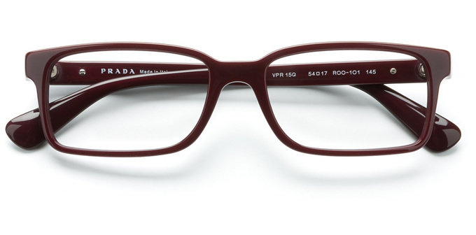 product image of Prada VPR15Q Bordeaux