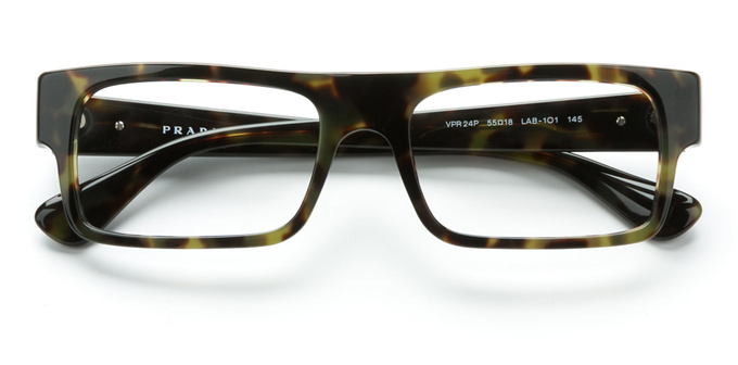 product image of Prada VPR24P Green