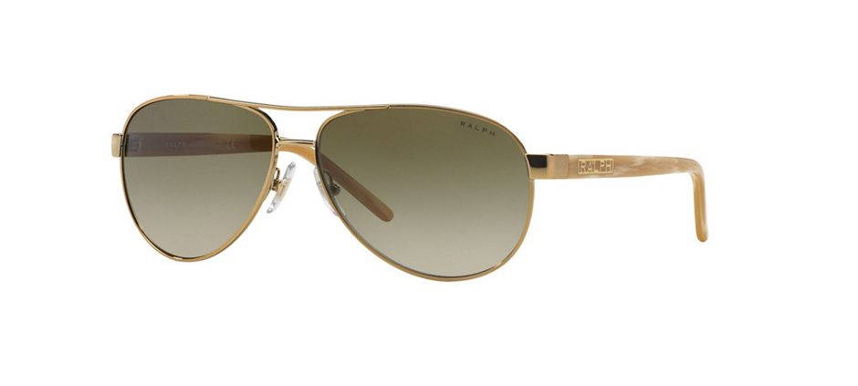product image of Ralph By Ralph Lauren RA4004-59 Gold Cream