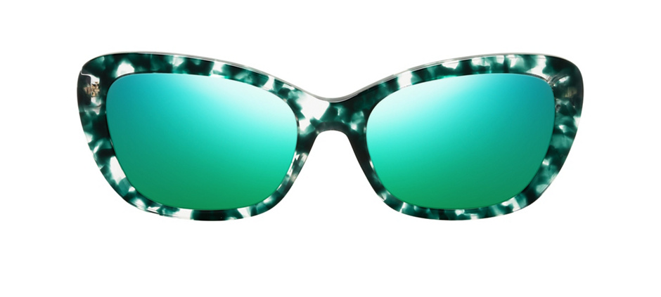 product image of Ralph By Ralph Lauren RA5264-55 Spotted Green Havana