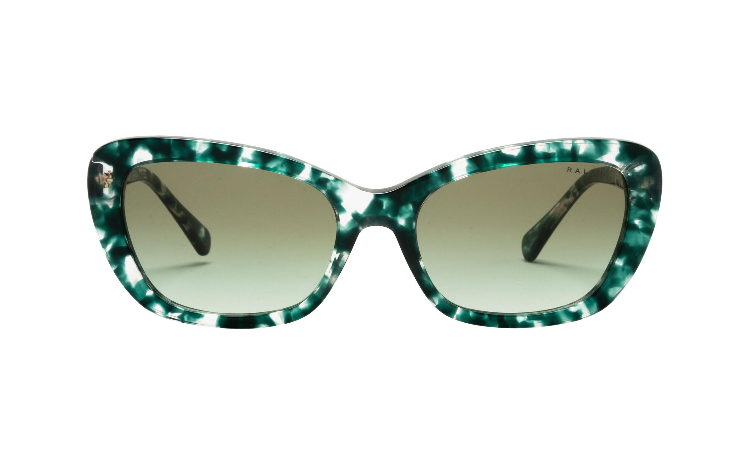 coastal.com - RalphbyRalphLauren Ralph by Ralph Lauren RA5264 58468E 55 Sunglasses in Green – Online Coastal 94.00 USD