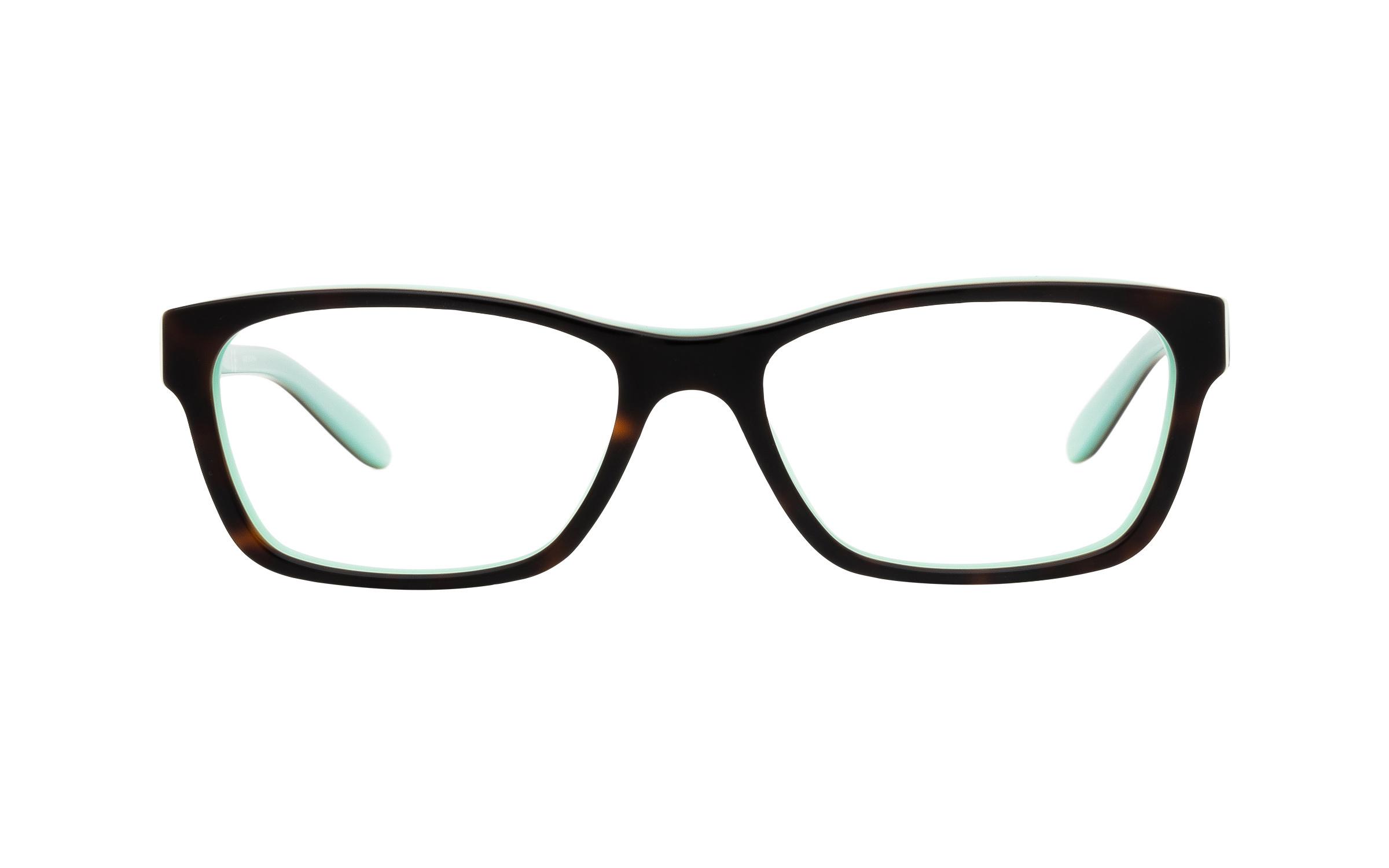 Ralph by Ralph Lauren RA7039 601 (51) Eyeglasses and Frame in Havana On Aquamarine Tortoise/Brown | Acetate - Online Coastal