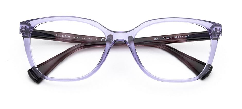 product image of Ralph By Ralph Lauren RA7110-54 Transparent Purple