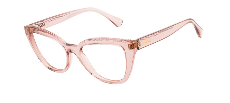 product image of Ralph By Ralph Lauren RA7112-53 Transparent Pink