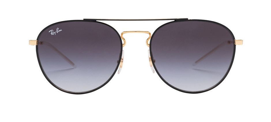 01f0a92e3c product image of Ray-Ban 3589-55 Black Gold
