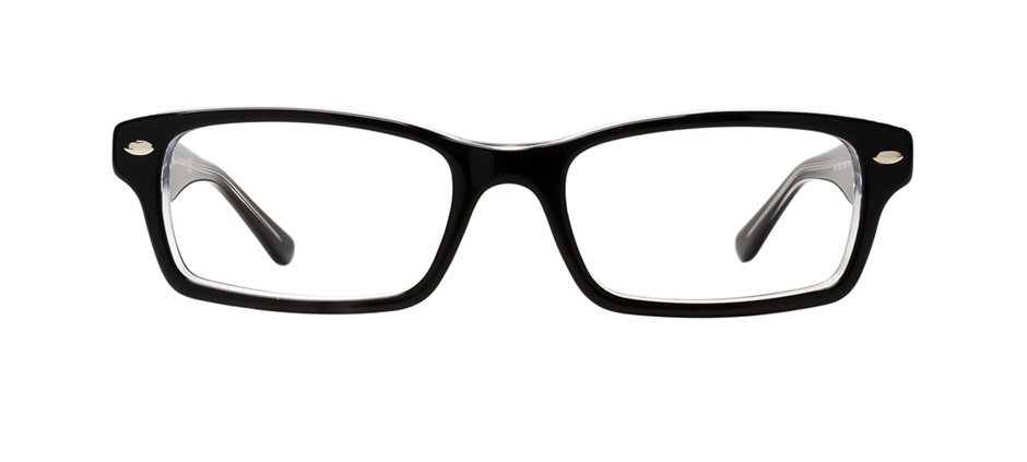 product image of Ray-Ban Junior RB1530-48 Noir/Transparent