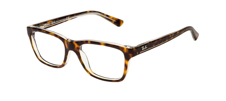 product image of Ray-Ban Junior RB1536-48 Havane foncé/Transparent