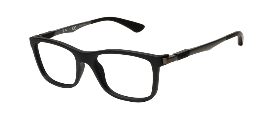 product image of Ray-Ban Junior RB1549-48 Matte Black