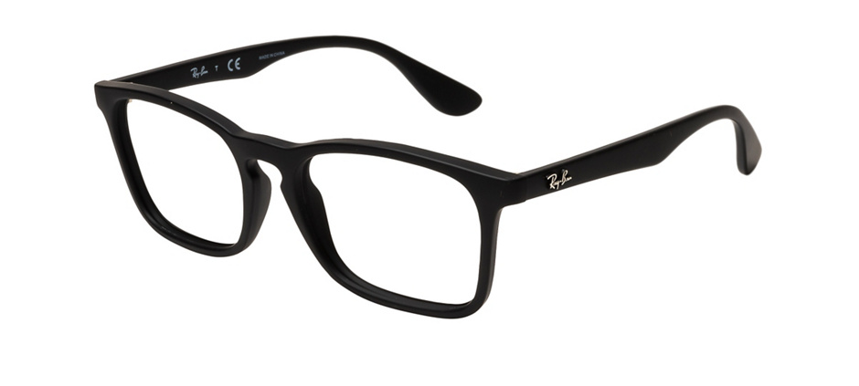 product image of Ray-Ban Junior RB1553-48 Rubber Black