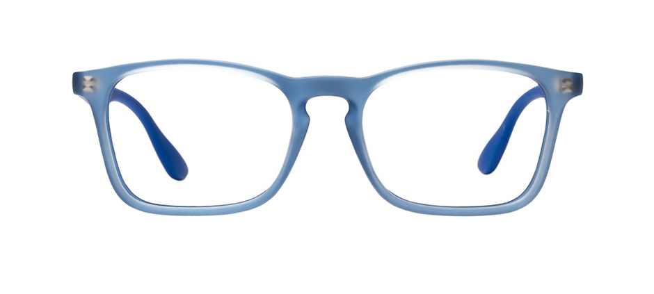 product image of Ray-Ban Junior RB1553-48 Rubber Electric Blue