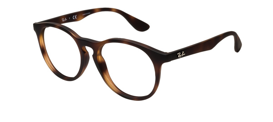 product image of Ray-Ban Junior RB1554-48 Rubber Havana