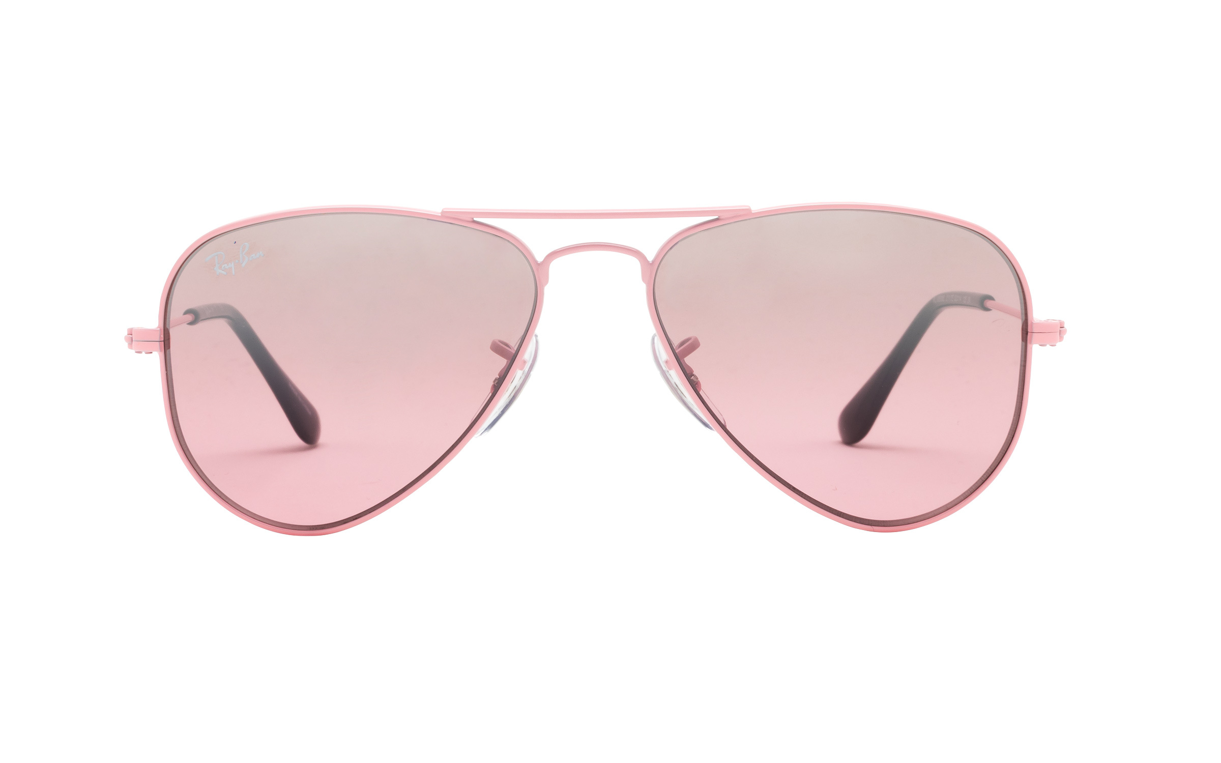 http://www.coastal.com/ - Luxottica Ray-Ban Junior RJ9506S 211 7E 52 Sunglasses in Pink | Plastic/Metal – Online Coastal