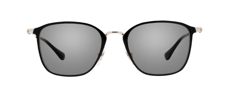 product image of Ray-Ban Junior RY1056-44 Silver on Black