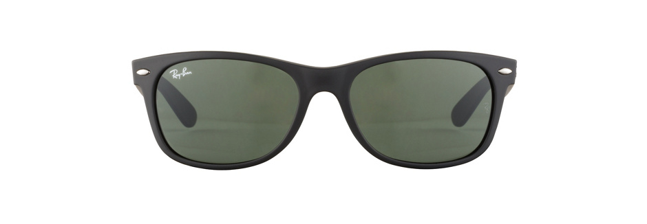 product image of Ray-Ban RB2132-55 Black Rubber