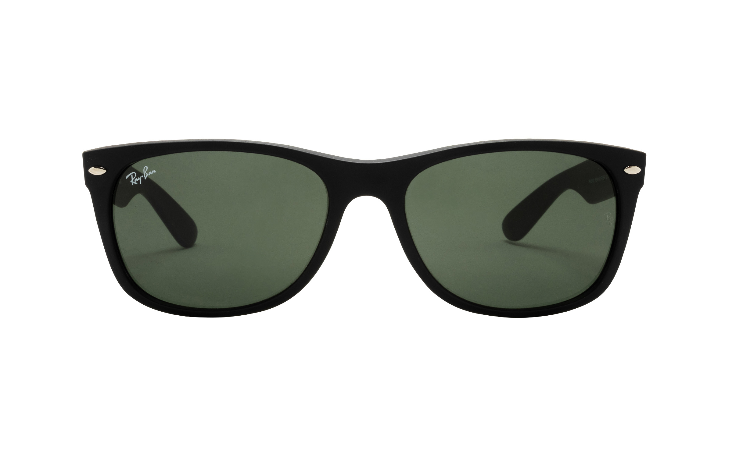 coastal.com - RayBan Ray-Ban RB2132 622 Rubber 58 Sunglasses in Black – Online Coastal 144.00 USD