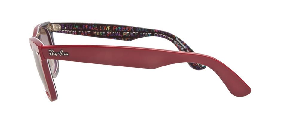 product image of Ray-Ban Original Wayfarer Red On Texture